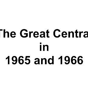 The Great Central in 1965 and 1966 - YouTube